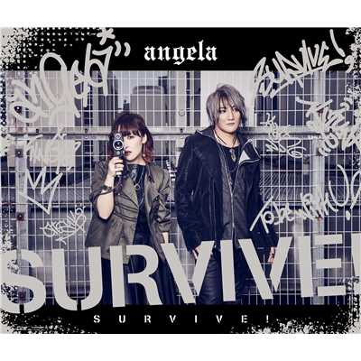 着メロ/SURVIVE!/angela