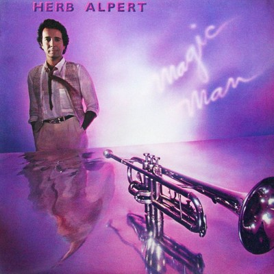 アルバム/Magic Man/Herb Alpert