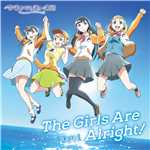 シングル/The Girls Are Alright!/saya