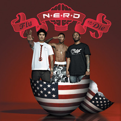 シングル/Wonderful Place (Contains Hidden Track/Waiting For You)/N.E.R.D.