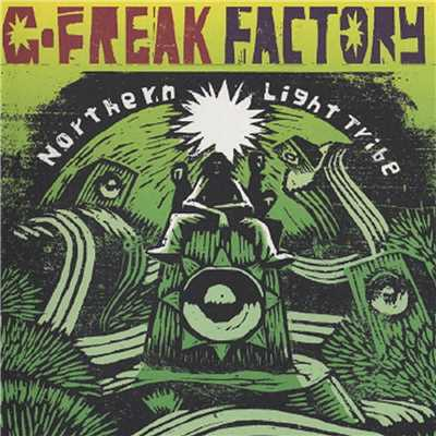 シングル/Northern Light Tribe (featuring DJ YUZE, 真之介)/G-FREAK FACTORY