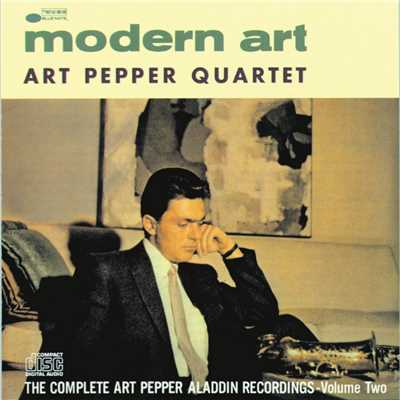 アルバム/Modern Art/Art Pepper