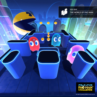 シングル/The World of PAC-MAN (Original Mix)/Ken Ishii