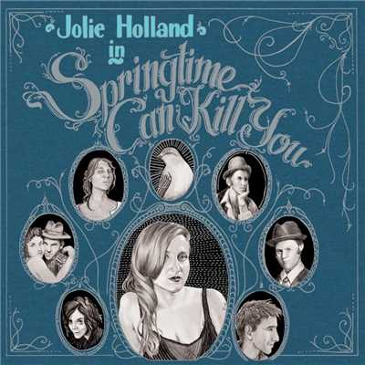 シングル/Moonshiner/Jolie Holland