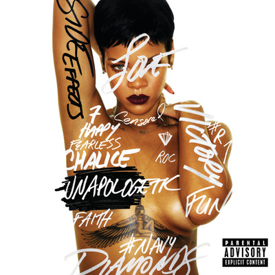 アルバム/Unapologetic/Rihanna