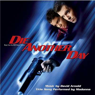 アルバム/Music From The MGM Motion Picture Die Another Day/Various Artists