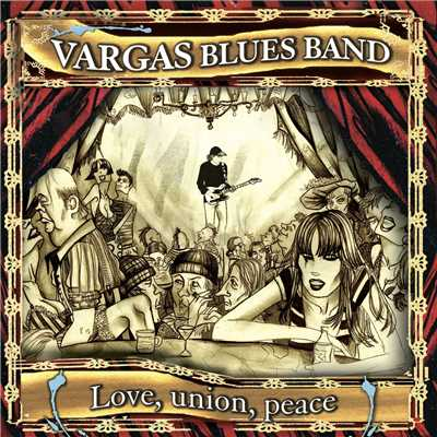 シングル/How verso are you? (featuring Devon Allman and Reeese Wynans)/Vargas Blues Band