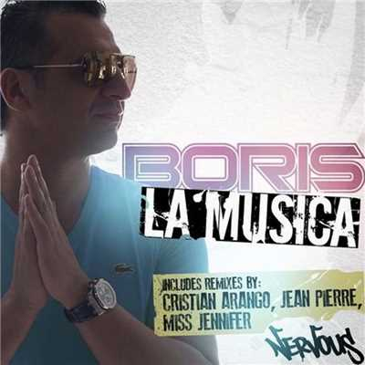 La Musica (Miss Jennifer Remix)/Boris