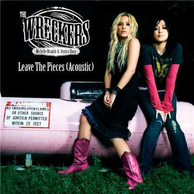アルバム/Leave The Pieces (Australian Maxi)/The Wreckers