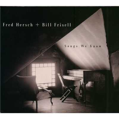 Bill Frisell and Fred Hersch