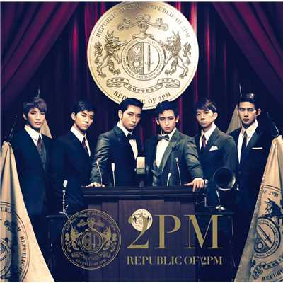 アルバム/REPUBLIC OF 2PM/2PM