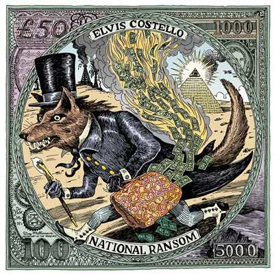 アルバム/National Ransom (Japan Version)/Elvis Costello