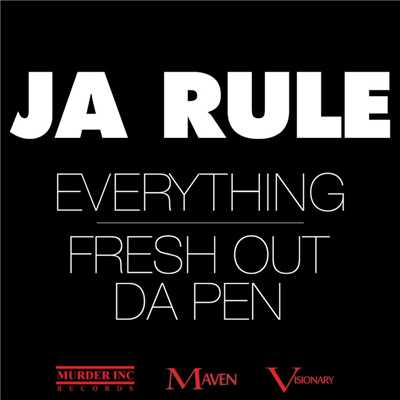 シングル/Fresh Out Da Pen/Ja Rule