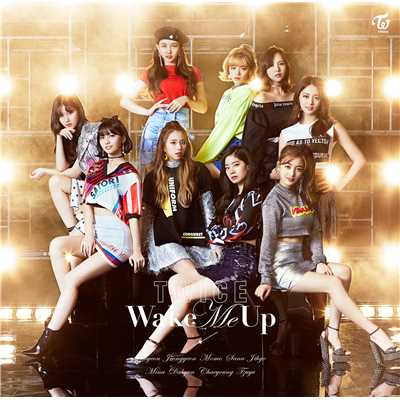 アルバム/Wake Me Up/TWICE