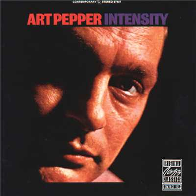 アルバム/Intensity (Reissue)/Art Pepper