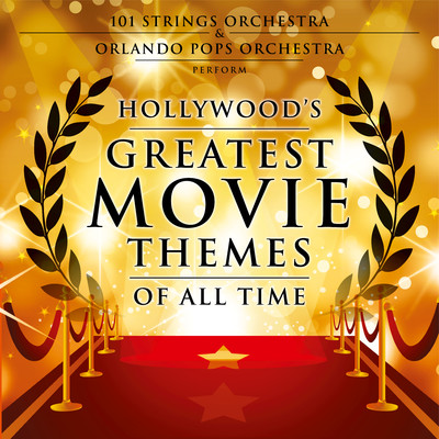 アルバム/Hollywood's Greatest Movie Themes of All Time/Various Artists
