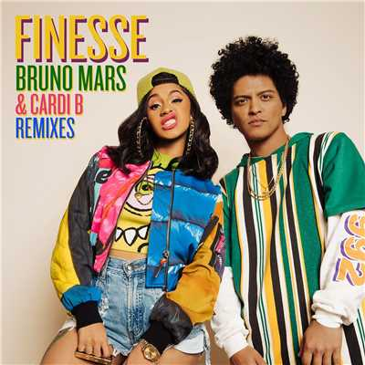 シングル/Finesse (James Hype Remix) [feat. Cardi B]/Bruno Mars