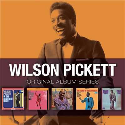 アルバム/Original Album Series/Wilson Pickett