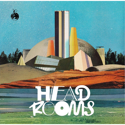 アルバム/HEAD ROOMS/tacica