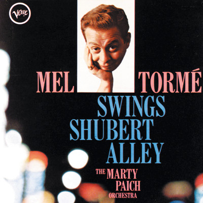 ハイレゾ/Lonely Town (featuring The Marty Paich Orchestra)/Mel Torme