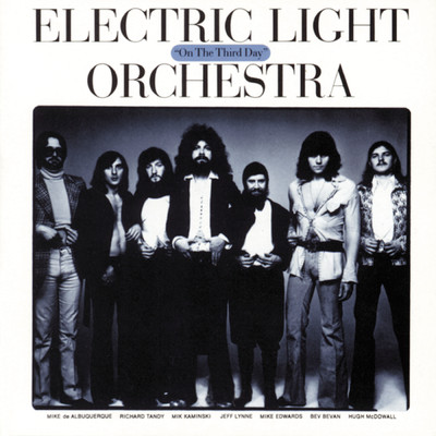 Ocean Breakup / King of the Universe/Electric Light Orchestra