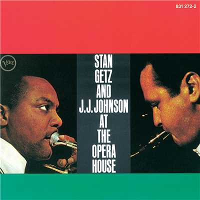 シングル/Blues In The Closet (Mono Version / Live At The Shrine Auditorium, Los Angeles / 1957)/Stan Getz/J.J. Johnson