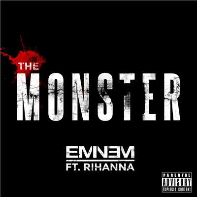 シングル/The Monster (featuring Rihanna)/エミネム