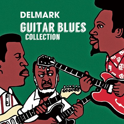 アルバム/Delmark Guitar Blues Collection/Various Artists