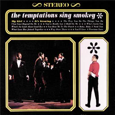 シングル/It's Growing (Album Version / Stereo)/The Temptations
