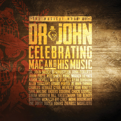 ハイレゾアルバム/The Musical Mojo Of Dr. John: Celebrating Mac And His Music (Live)/Various Artists