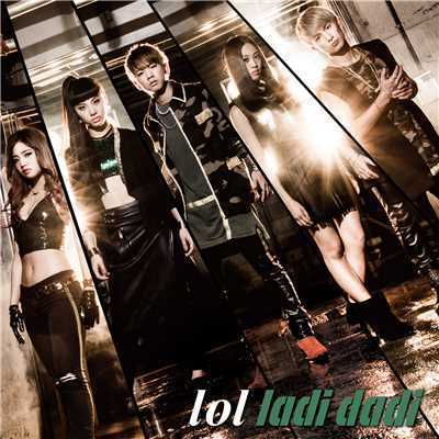 ladi dadi-digital edition-/lol-エルオーエル-