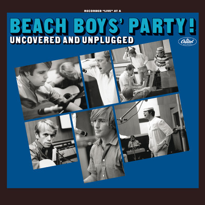 ハイレゾアルバム/The Beach Boys' Party! Uncovered And Unplugged/The Beach Boys