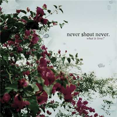 シングル/Love Is Our Weapon/Never Shout Never