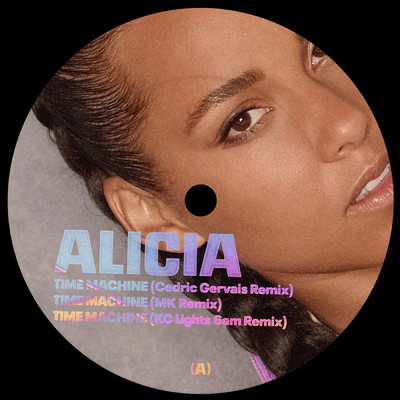 アルバム/Time Machine (Remixes)/Alicia Keys