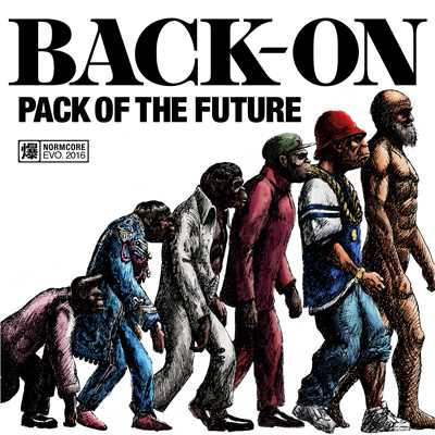 アルバム/PACK OF THE FUTURE/BACK-ON