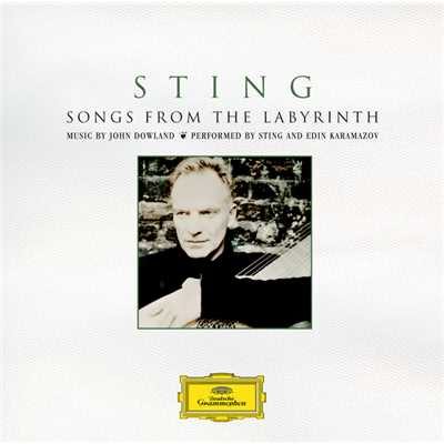 アルバム/Songs From The Labyrinth - Tour Edition/Sting