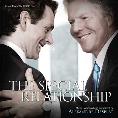アルバム/The Special Relationship (Music from the HBO(R)  Film)/Alexandre Desplat