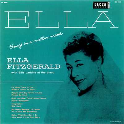 シングル/People Will Say We're In Love (featuring Ellis Larkins)/Ella Fitzgerald