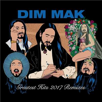 アルバム/Dim Mak Greatest Hits 2017: Remixes/Various Artists