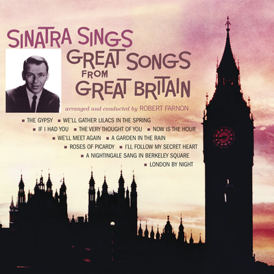 ハイレゾアルバム/Sinatra Sings Great Songs From Great Britain/Frank Sinatra