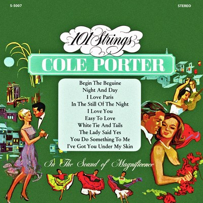 アルバム/The Romance and Sophistication of Cole Porter (Remastered from the Original Master Tapes)/101 Strings Orchestra