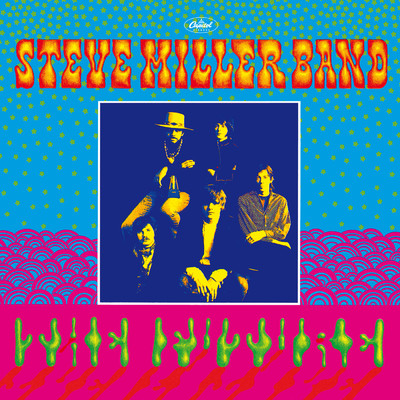 ハイレゾアルバム/Children Of The Future/Steve Miller Band
