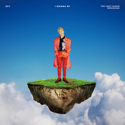 アルバム/I Wanna Be - The 1st Album Repackage/KEY
