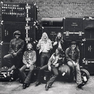 ハイレゾアルバム/At Fillmore East/The Allman Brothers Band
