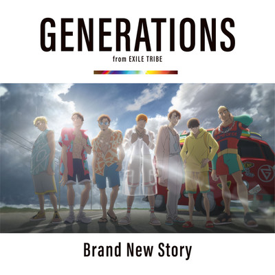 アルバム/Brand New Story/GENERATIONS from EXILE TRIBE