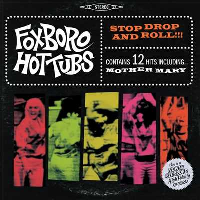 シングル/Mother Mary/Foxboro Hottubs