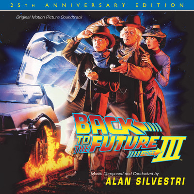 シングル/We're Out Of Gas/Alan Silvestri