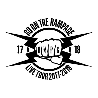 100degrees -THE RAMPAGE LIVE TOUR 2017-2018 GO ON THE RAMPAGE Live at NHK HALL, 2018.03.28-/THE RAMPAGE from EXILE TRIBE