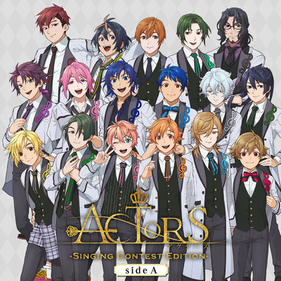 アルバム/ACTORS-Singing Contest Edition-sideA/Various Artists