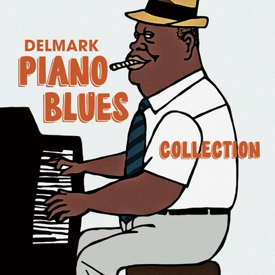アルバム/Delmark Piano Blues Collection/Various Artists